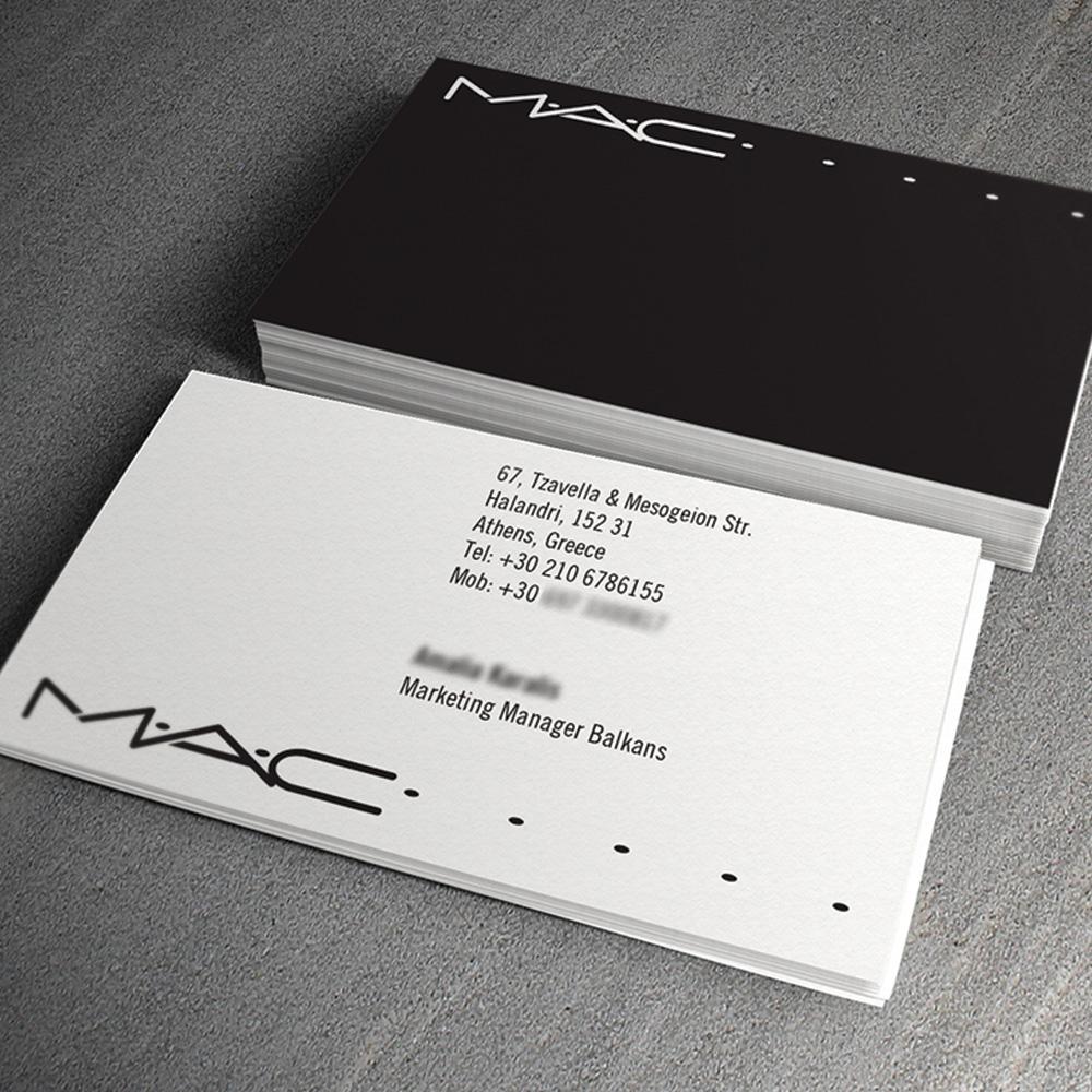 BUSINESS CARDS – Typografisa