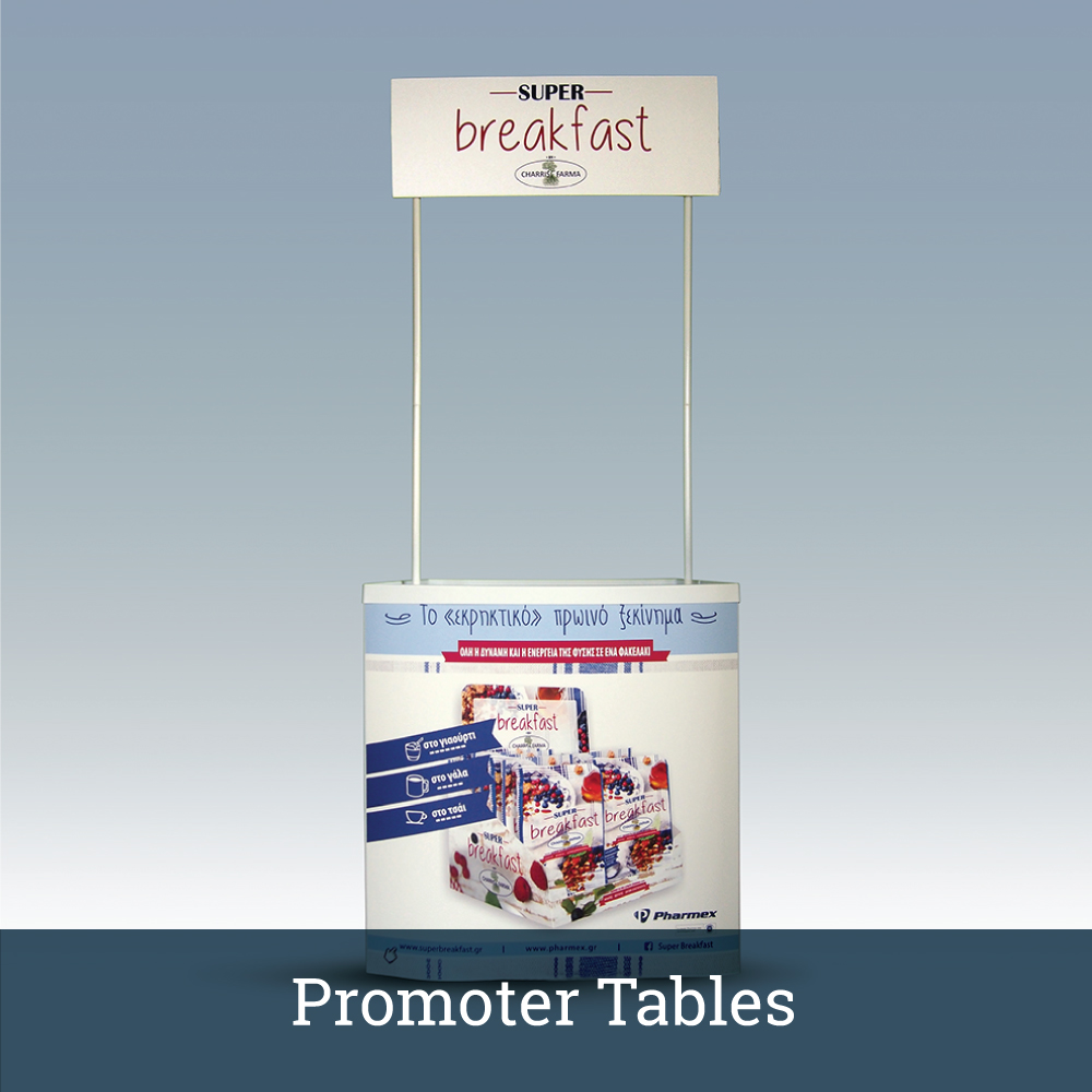 promoter-tables